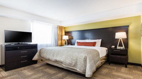 Staybridge Suites WEST EDMONTON - Studio King - Bed