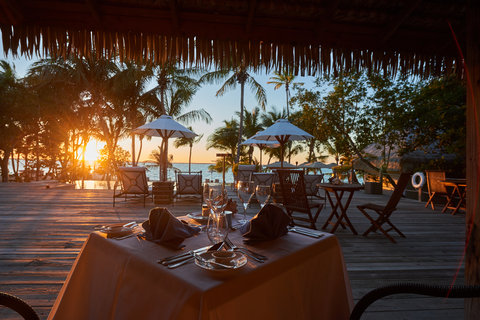 Tiamo Resort - Dinner