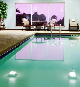 Pool - Holiday Inn Express Hotel & Suites Charlotte