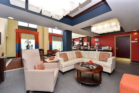 Holiday Inn Express & Suites Austin SW - Sunset Valley - Lobby Lounge
