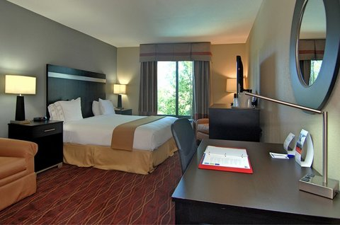 Holiday Inn Express & Suites Austin SW - Sunset Valley - Single King Guest Room
