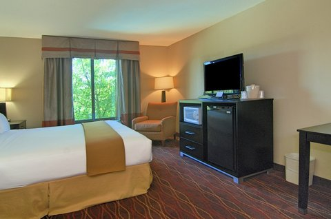 Holiday Inn Express & Suites Austin SW - Sunset Valley - Single Bed Guest Room