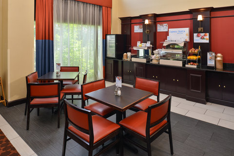 Holiday Inn Express & Suites Austin SW - Sunset Valley - Breakfast Area