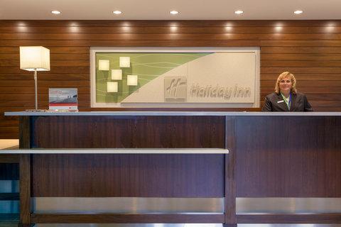 Holiday Inn BANGOR - Front Desk