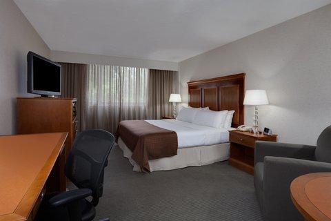 Holiday Inn BANGOR - King Guest Room