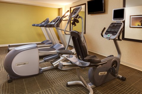 Holiday Inn BANGOR - Fitness Center