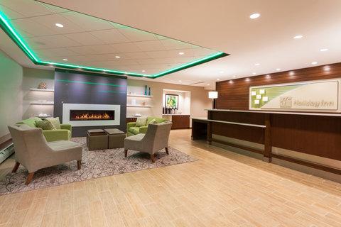 Holiday Inn BANGOR - Hotel Lobby
