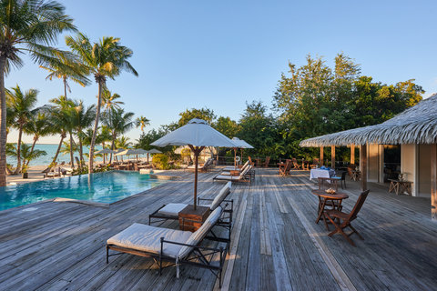 Tiamo Resort - infinityswimming pool
