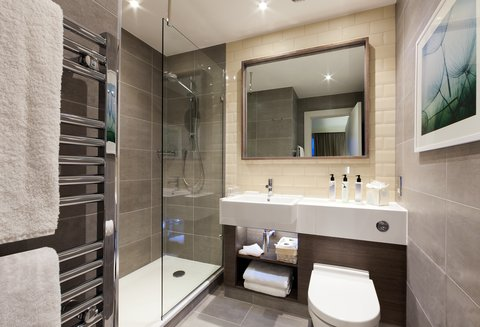 Staybridge Suites LONDON - VAUXHALL - Studio Suite Power Shower