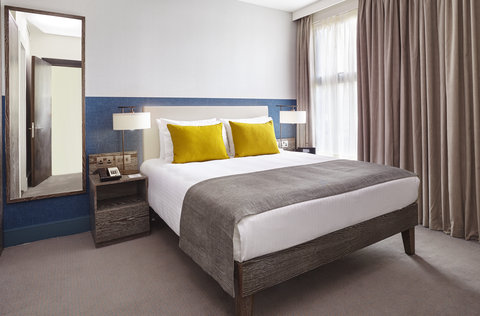 Staybridge Suites LONDON - VAUXHALL - All Suites in the hotel has one king size bed