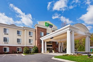 Exterior view - Holiday Inn Express Hotel & Suites Cherokee