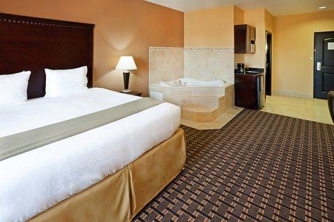 Holiday Inn Express & Suites DALLAS CENTRAL MARKET CENTER - Jacuzzi Suite