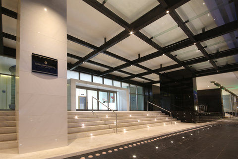 InterContinental CARTAGENA DE INDIAS - InterContinental Cartagena Entrance