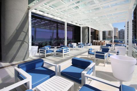InterContinental CARTAGENA DE INDIAS - Sunset Pool Terrace