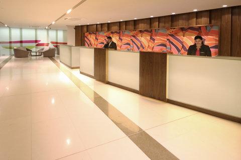 InterContinental CARTAGENA DE INDIAS - Front Desk