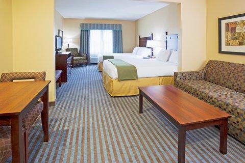 Holiday Inn Express & Suites MOUNTAIN IRON (VIRGINIA) - Suite