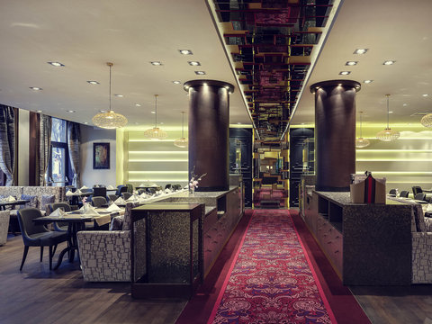 ibis Moscow Centre Bakhrushina - Restaurant
