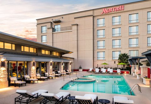 Dallas/Plano Marriott at Legacy Town Center - Outdoor Pool