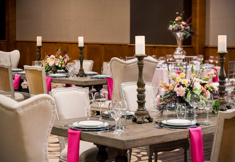 Dallas/Plano Marriott at Legacy Town Center - Trinity Ballroom   Wedding Details