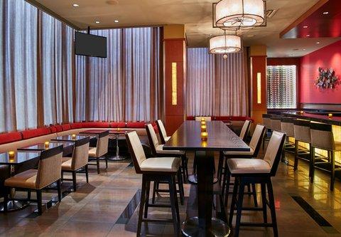 Teaneck Marriott at Glenpointe - Glen Lounge