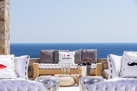Myconian Imperial Resort & Thalasso Spa Center - Veranda Lobby
