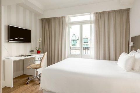 NH Atlanta Brussels - Guest room