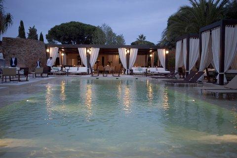 MUSE Saint Tropez - Exterior Pool