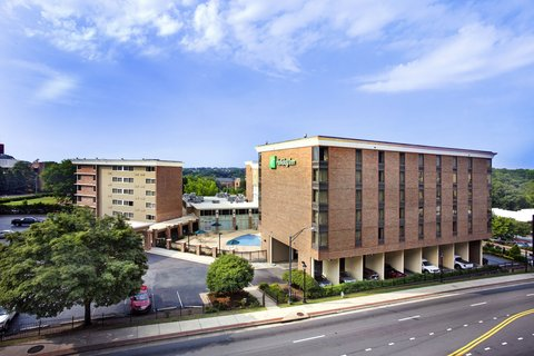 Holiday Inn ATHENS-UNIVERSITY AREA - Holiday Inn Athens located adjacent to the University of Georgia