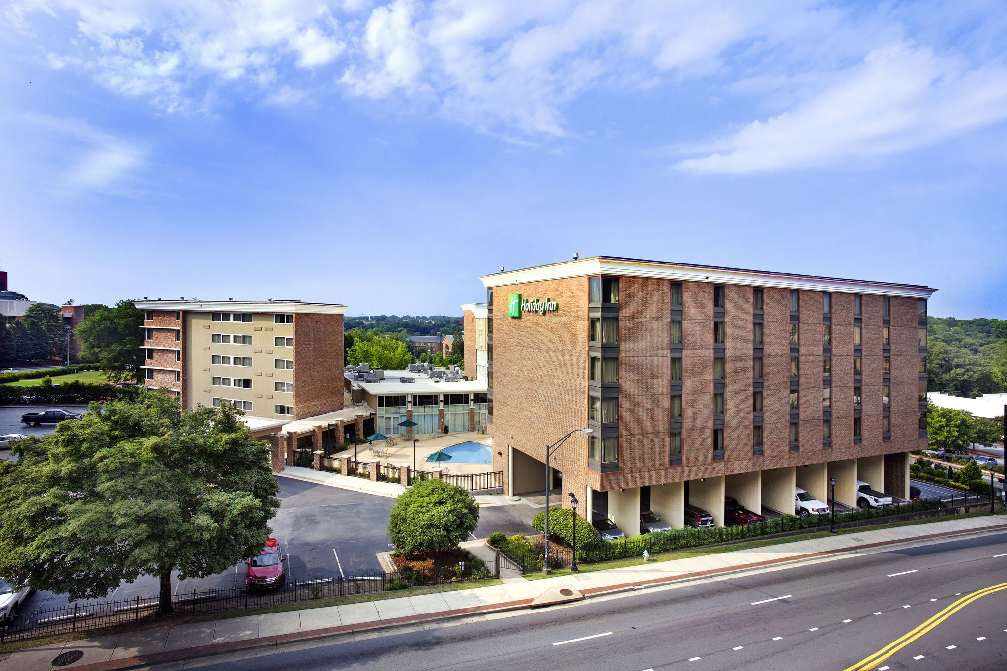 Holiday Inn - Athens University Area