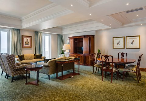PH Edward - Presidential Suite - Living Room