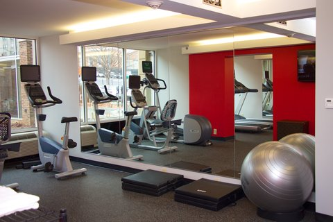 Holiday Inn ATHENS-UNIVERSITY AREA - State of the art Precor Equipment for a true workout