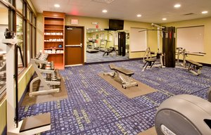 Fitness/ Exercise Room - Holiday Inn Express Hotel & Suites St Robert