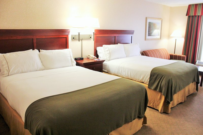 Holiday Inn Express WILMINGTON - Wilmington, OH