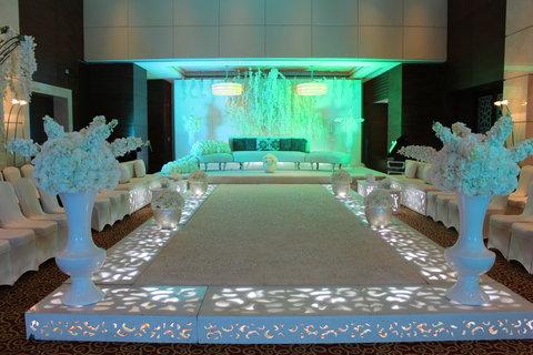 Al Manshar Rotana Hotel - Wedding