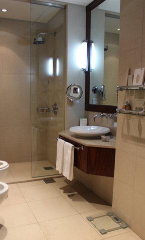 Al Manshar Rotana Hotel - Premium Room Bath