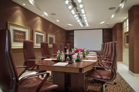 Al Manshar Rotana Hotel - Boardroom