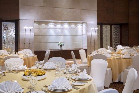 Al Manshar Rotana Hotel - Ballroom