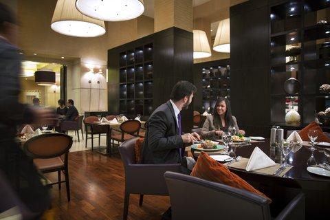 Al Manshar Rotana Hotel - Failaka Restaurant