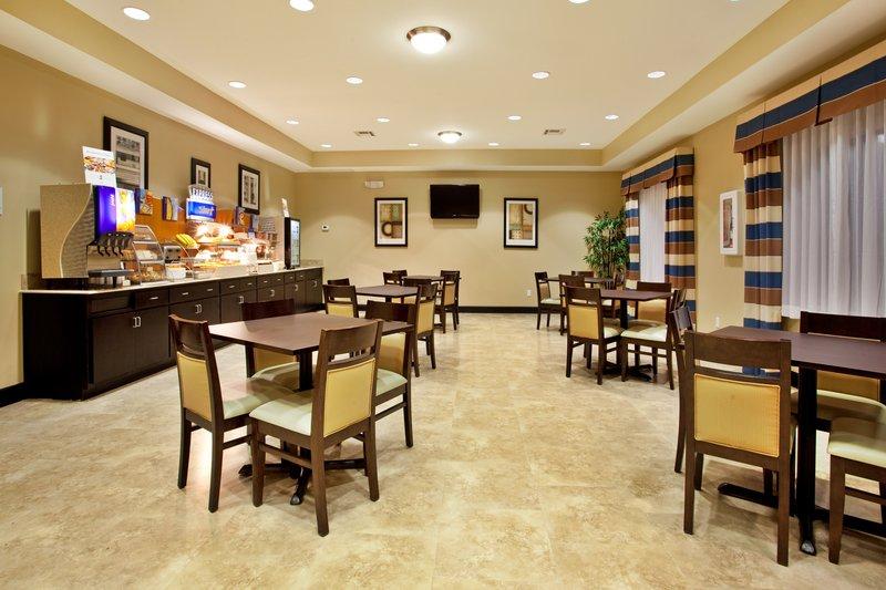 Holiday Inn Express EUNICE - Eunice, LA
