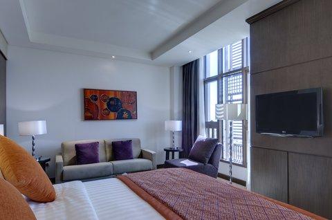 فندق كراون بلازا المدينة - King Executive Room