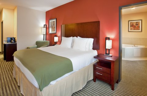 Holiday Inn Express & Suites GUTHRIE NORTH EDMOND - Jacuzzi Suite