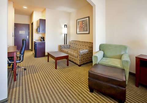 Holiday Inn Express & Suites GUTHRIE NORTH EDMOND - Guest Room