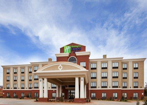 Holiday Inn Express & Suites GUTHRIE NORTH EDMOND - Hotel Exterior