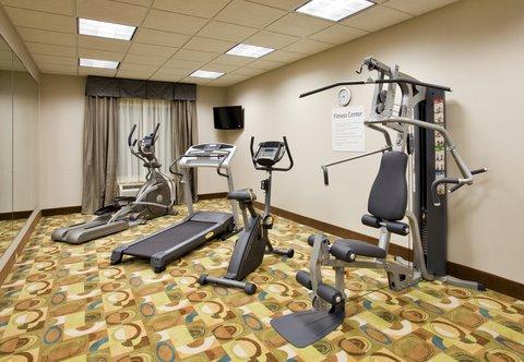 Holiday Inn Express & Suites GUTHRIE NORTH EDMOND - Fitness Center