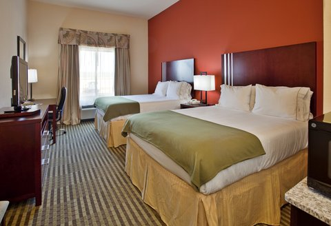 Holiday Inn Express & Suites GUTHRIE NORTH EDMOND - Double Bed Guest Room