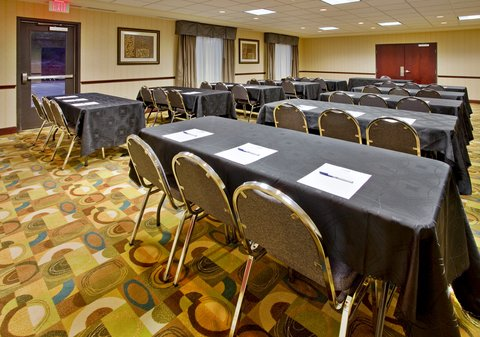 Holiday Inn Express & Suites GUTHRIE NORTH EDMOND - Meeting Room