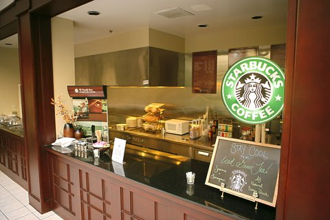 Crowne Plaza Suites ARLINGTON - BALLPARK - STADIUM - Breakfast Bar-Starbucks