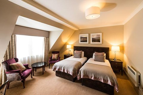 Thainstone House Hotel - Thainstone House Twin Room