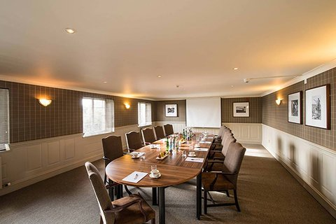 Thainstone House Hotel - Thainstone House Inverurie Meeting Room