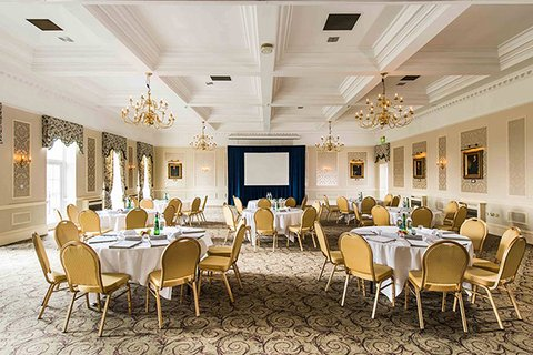 Thainstone House Hotel - Thainstone House Inverurie Ballroom Conference